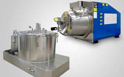 Pharma Centrifuges – nearly everything is possible