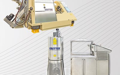 Zentrifugentechnologie vom Feinsten auf dem ACHEMA-Stand 2018 der Krettek Separation GmbH