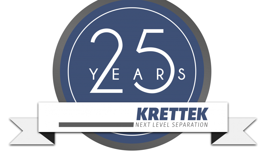25 years innovation in centrifuge business