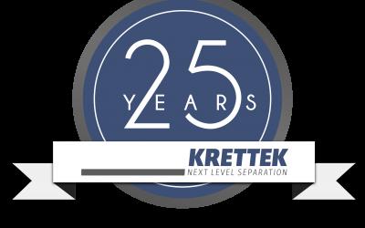 25 Jahre Innovation im Zentrifugenbau