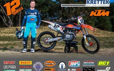 Krettek ambassador Max Nagl – internationally successful
